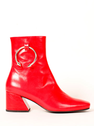 NiZiPii Red Boot