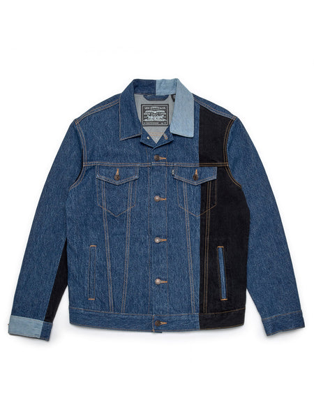 Levis Strauss blue denim jacket