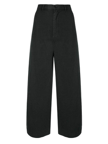 Siri pants black-olive