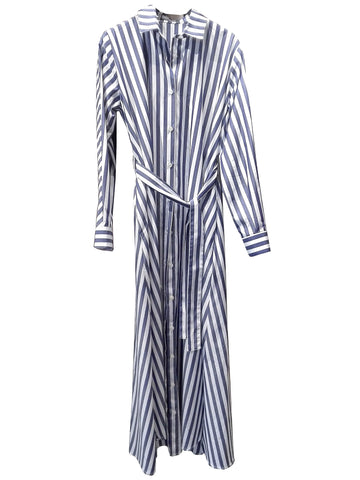 Analyst dress striped
