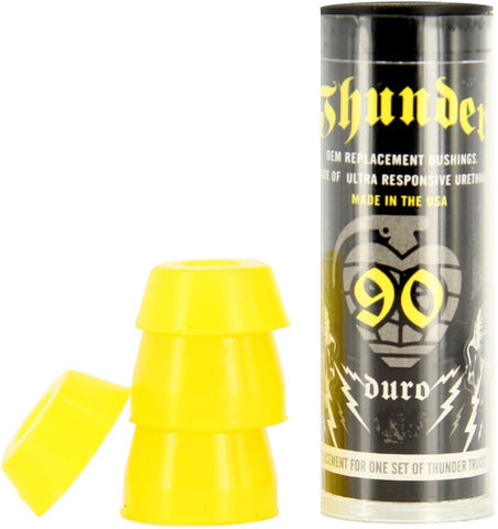 THUNDER BUSHINGS YELLOW 90DU