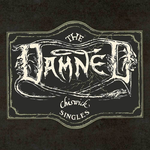 Damned-Chiswick Singles Box