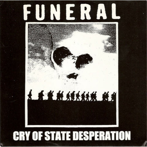 Funeral-Cry Of State Desperation - Skateboards Amsterdam