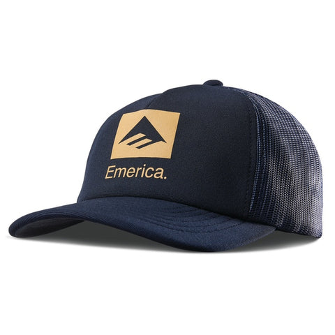 EMERICA BRAND COMBO TRUCKER DARK NAVY