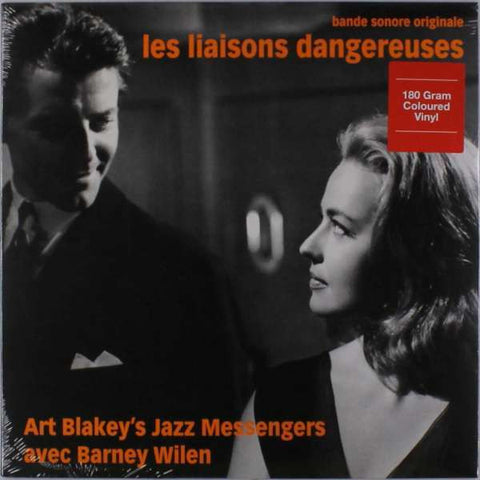 Art Blakey & Jazz Messengers-Les Liaisons Dangereuse -Coloured- - Skateboards Amsterdam