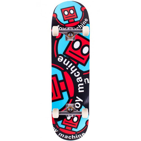 TOY MACHINE RED BLUE COMPLETE 8.0 - Skateboards Amsterdam