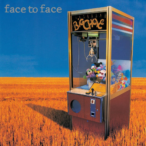 Face To Face-Big Choice (2016 Reissue)