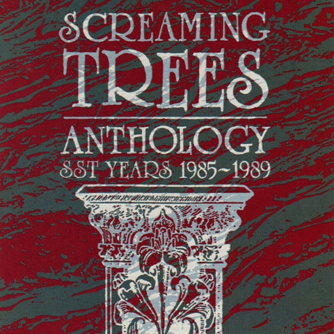 Screaming Trees-Anthology 2LP - Skateboards Amsterdam