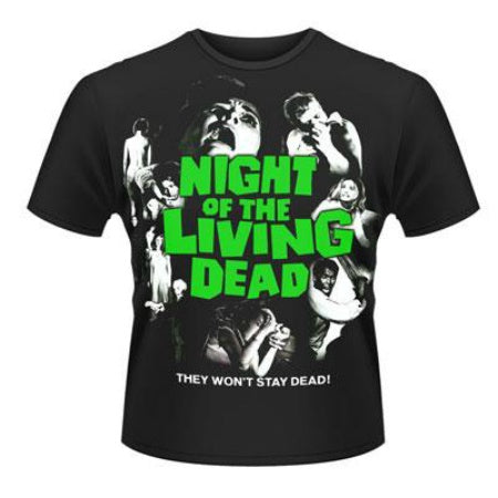 PLAN 9 NIGHT OF THE LIVING DEAD T-SHIRT