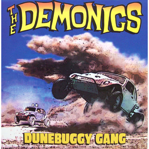 Demonics-Dunebuggy Gang - Skateboards Amsterdam