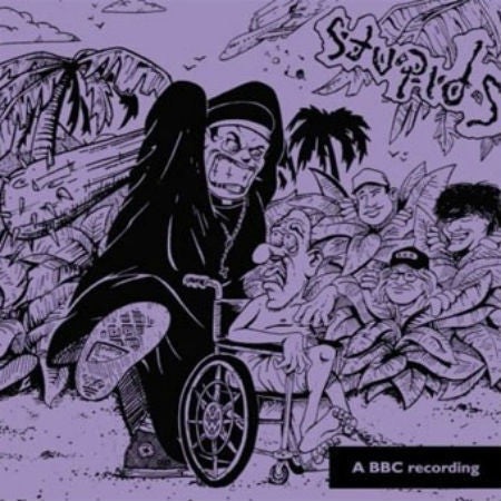 Stupids-Complete BBC Peel Sessions - Skateboards Amsterdam