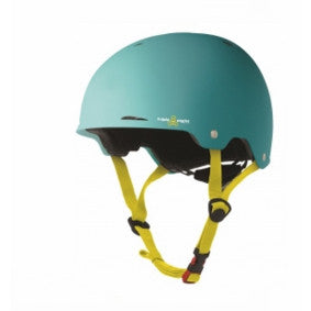 TRIPLE EIGHT GOTHAM DUAL CERTIFIED HELMET WITH EPS LINER BAJA - Skateboards Amsterdam
