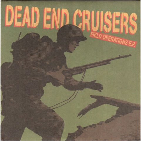 Dead End Cruisers-Field Operations - Skateboards Amsterdam