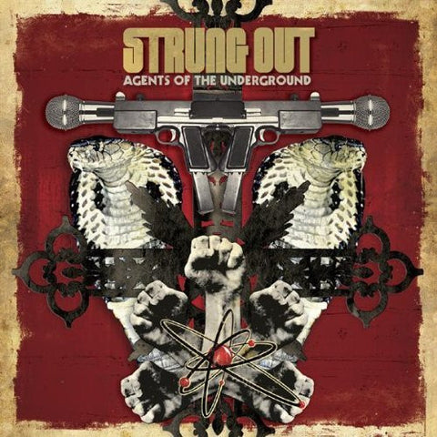 Strung Out-Agents Of The Underground - Skateboards Amsterdam