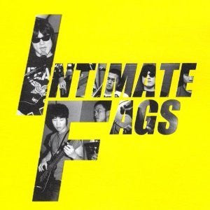 Intimate Fags-S/T - Skateboards Amsterdam