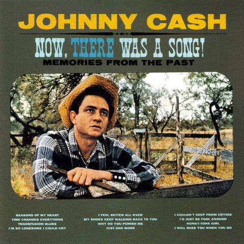 Johnny Cash-Now, There Was A.. -Hq-