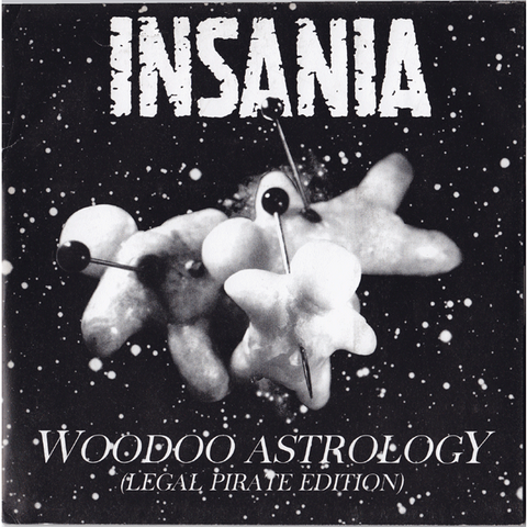 Insania--Woodoo Astrology - Skateboards Amsterdam