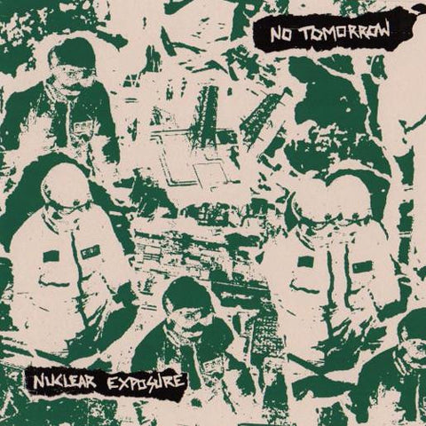 No Tommorow-Nuclear Exposure - Skateboards Amsterdam