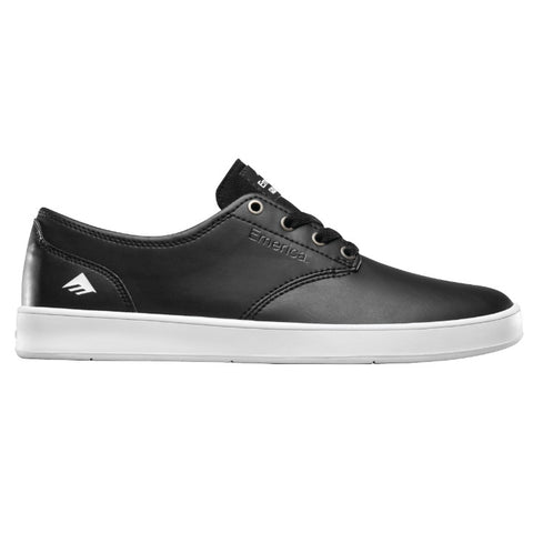 EMERICA ROMERO LACED BLACK/WHITE/WHITE - Skateboards Amsterdam