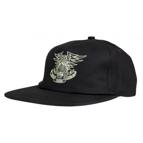 SANTA CRUZ NATAS PANTHER CAP BLACK