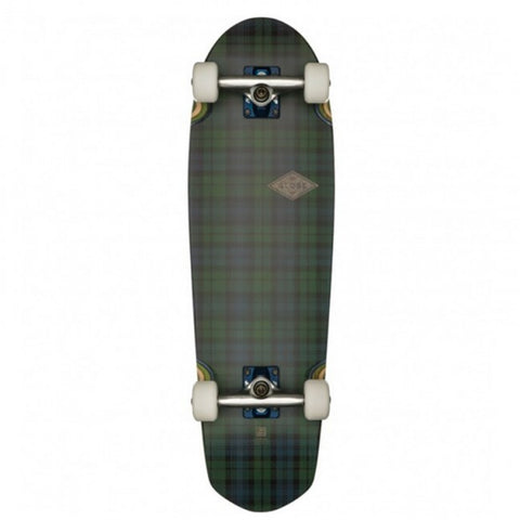 "GLOBE PUSHER 29.5"" COMPLETE PLAID - Skateboards Amsterdam"