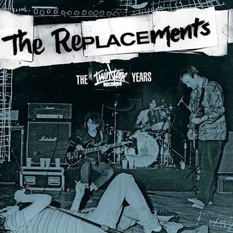 Replacements-Twin/Tone Years - Skateboards Amsterdam