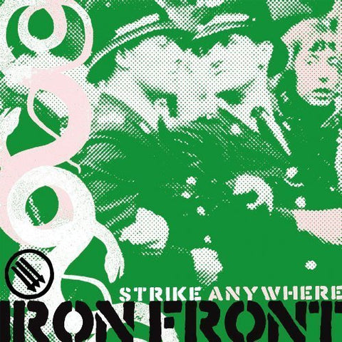 Strike Anywhere-Iron Front - Skateboards Amsterdam