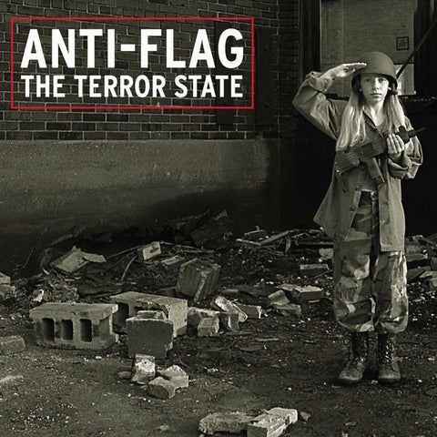 Anti-Flag-Terror State - Skateboards Amsterdam