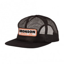 BRONSON SPEED CO. LOGO TRUCKER HAT