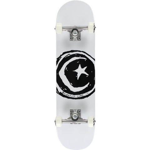 FOUNDATION STAR & MOON WHITE COMPLETE 7.75