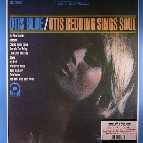 Otis Redding-Otis Blue -180 gr-