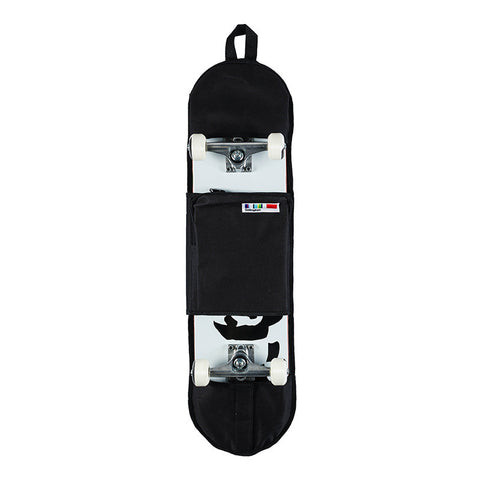SELINGTON BURGEE SKATE BAG BLACK - Skateboards Amsterdam - 1