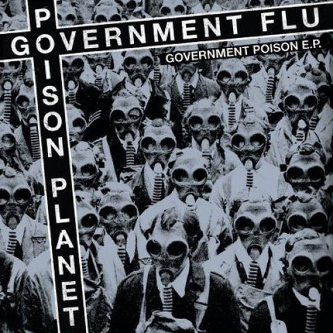 Government Flu-Government Poison E.P. - Skateboards Amsterdam