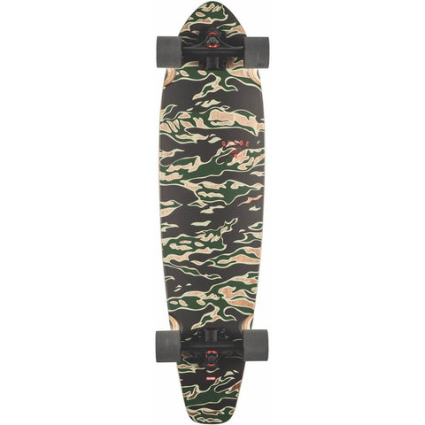 "GLOBE ALL-TIME COMPLETE 35"" TIGER CAMO"