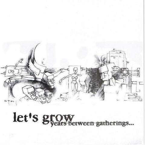 Lets Grow-Years Between Gathering - Skateboards Amsterdam