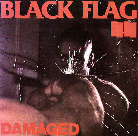 Black Flag-Damaged - Skateboards Amsterdam