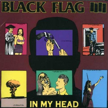 Black Flag-In My Head - Skateboards Amsterdam