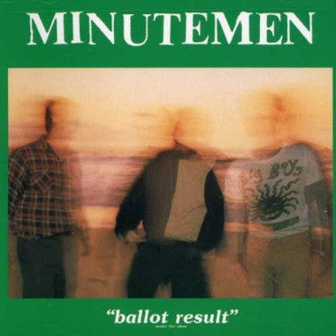 Minutemen-Ballot Result - Skateboards Amsterdam