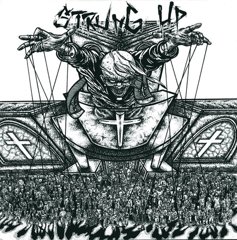 Strung Up-S/T - Skateboards Amsterdam