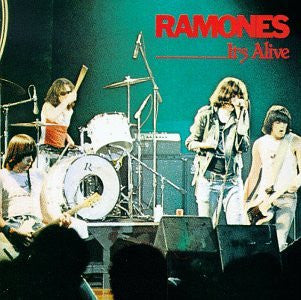 Ramones-Its Alive - Skateboards Amsterdam