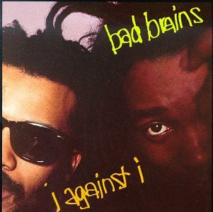 Bad Brains-I Against I - Skateboards Amsterdam