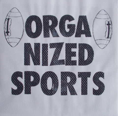 Organized Sports-S/t - Skateboards Amsterdam