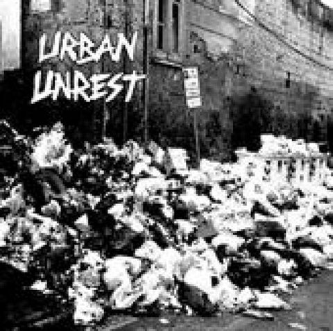 Urban Unrest-S/T - Skateboards Amsterdam