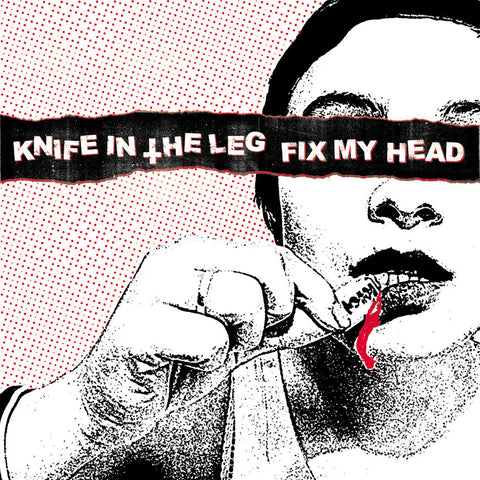 Knife In The Leg/Fix My Head-Split - Skateboards Amsterdam