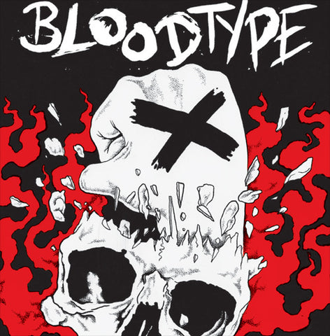 Bloodtype X-S/T - Skateboards Amsterdam