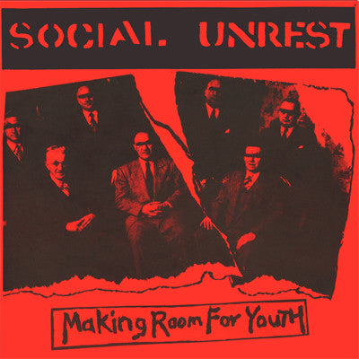 Social Unrest-Making Room For Youth - Skateboards Amsterdam
