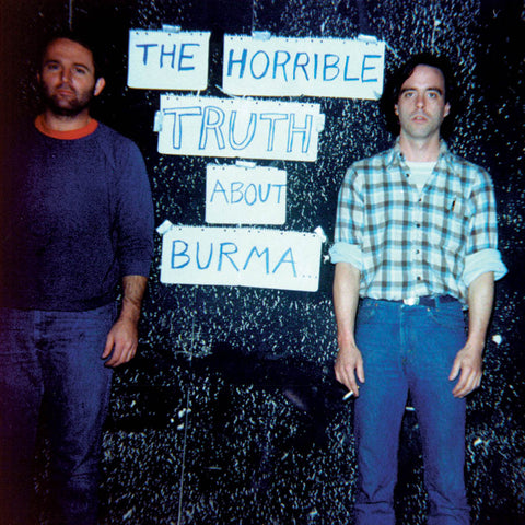 Mission Of Burma-Horrible Truth About Burma 3LP - Skateboards Amsterdam