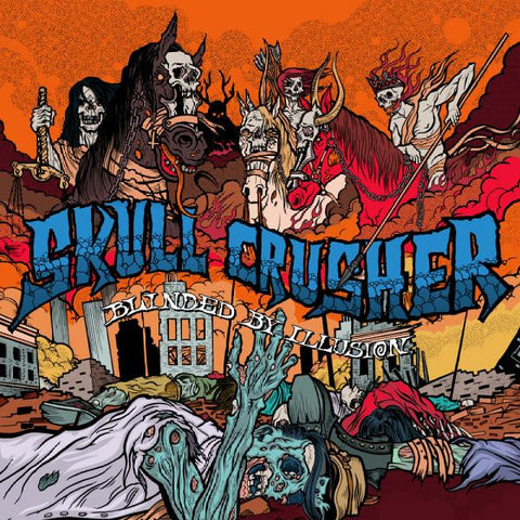 Skull Crusher-Blinded By Illusion - Skateboards Amsterdam
