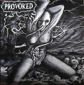 Provoked-Infant in the Womb of Warfare LP - Skateboards Amsterdam
