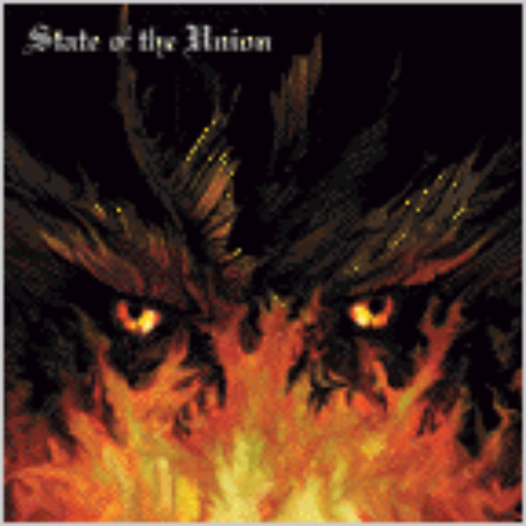 State Of The Union-S/T LP - Skateboards Amsterdam